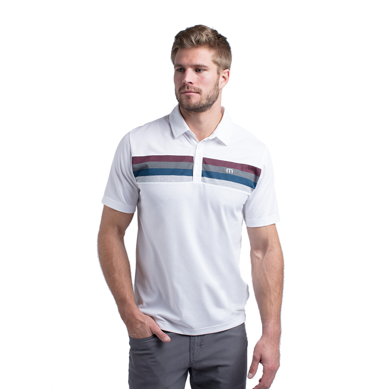 TravisMathew Expat Polo