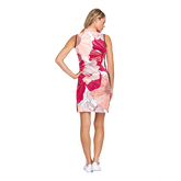 Alternate View 2 of Delicate Blooms Collection: Samai Blooming Floral Sleeveless Dress