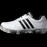 adidas Adipure Flex Men's Golf Shoe - White/Black