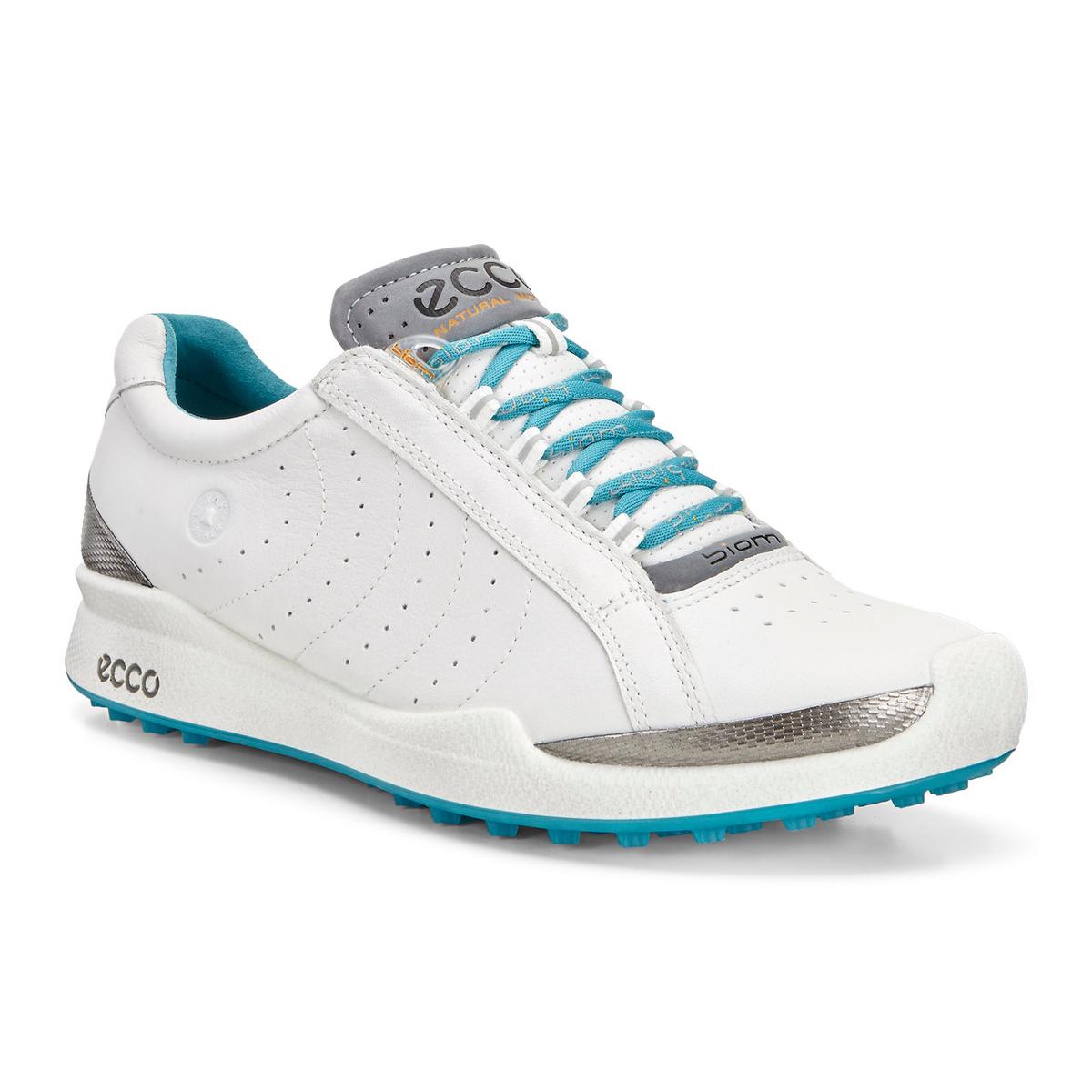 f943c276ed ECCO BIOM Hybrid Women's Golf Shoe - White