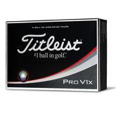 Titleist Pro V1x Golf Balls (Prior Generation)