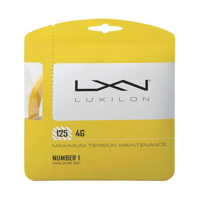 Luxilon 4G 125, 16L String -Gold