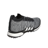 Alternate View 3 of TOUR360 XT Primeknit Men's Golf Shoe - Black/White