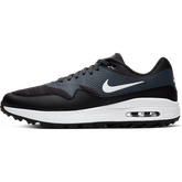 Alternate View 2 of Air Max 1 G Men's Golf Shoe - Black/White