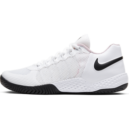 NikeCourt Flare 2 Women's Hard Court Tennis Shoes - White/Pink