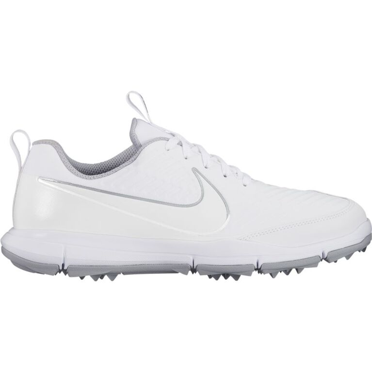 Nike Explorer 2 Women's Golf Shoe - White/White
