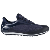 PUMA SummerCat Sport Women's Golf Shoe - Navy/White