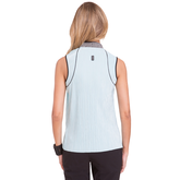 Alternate View 1 of Oasis Collection: Sleeveless Solid Crunch Top