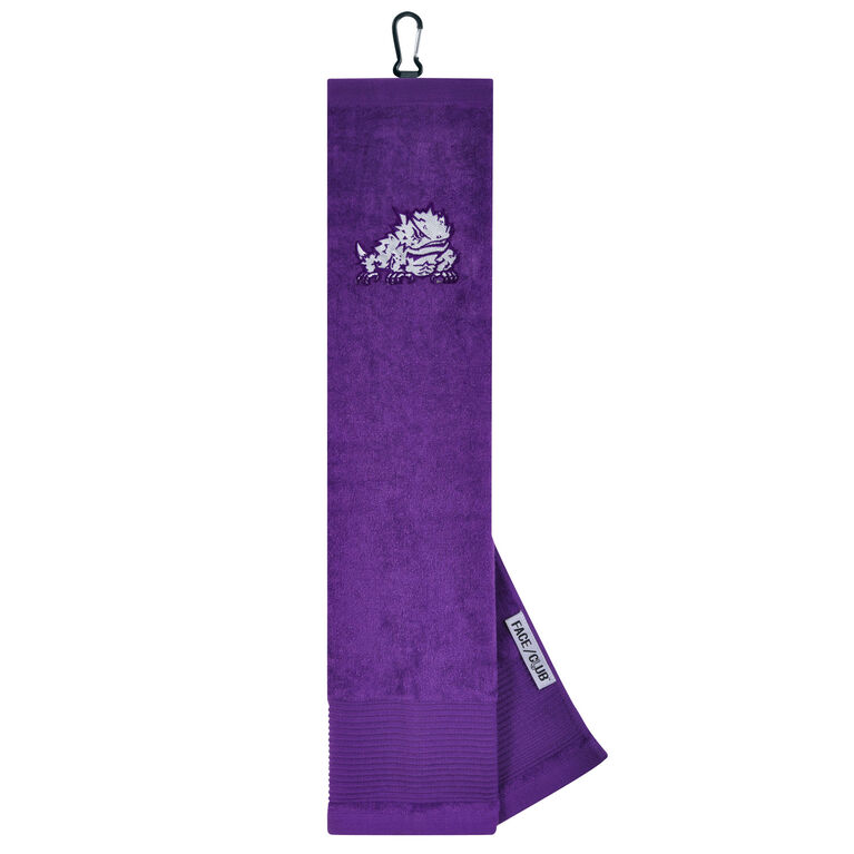 Team Effort TCU Towel