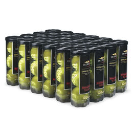 Wilson U.S Open Tennis Balls - Regular Duty 4 Pack