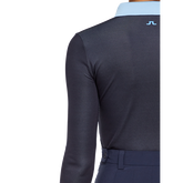Alternate View 2 of Long Sleeve Laika Color Block Bodysuit