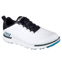 Skechers Go Golf Elite V.3 Men's Golf Shoe - White/Navy