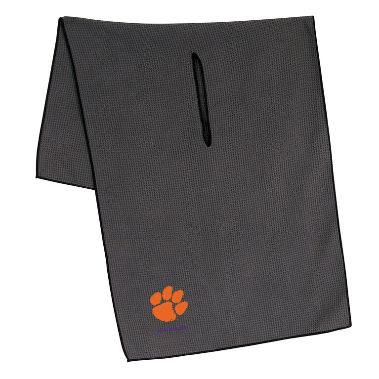 Team Effort Clemson Microfiber Towel