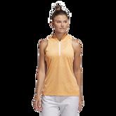 Primegreen HEAT.RDY Racerback Sleeveless Polo Shirt