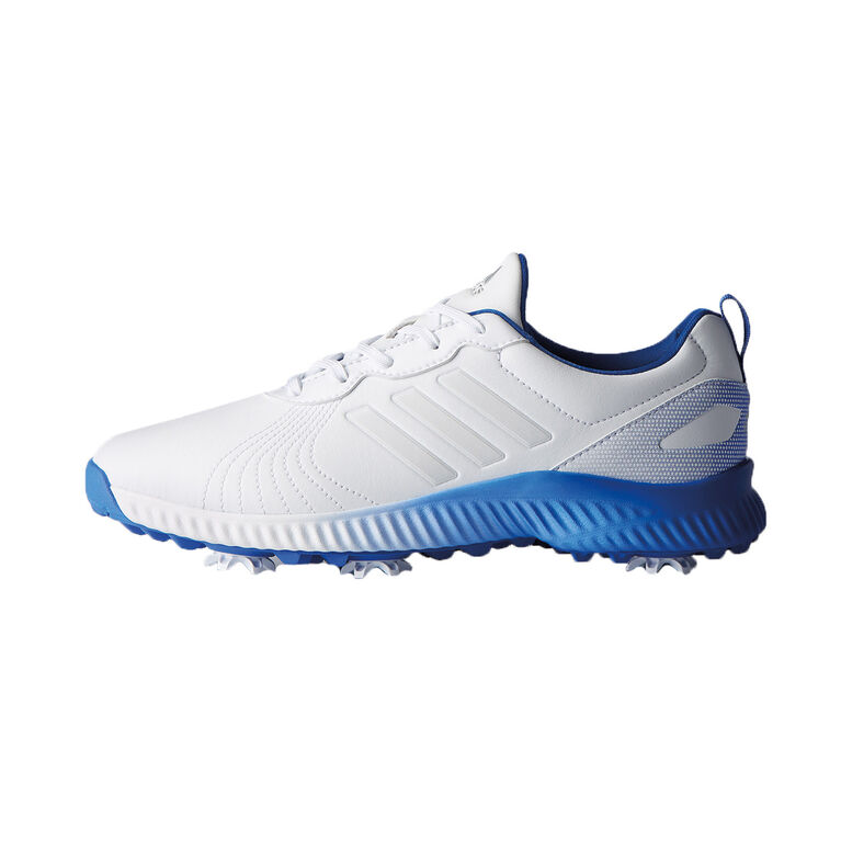 adidas Response Bounce Women's Golf Shoe - White/Blue
