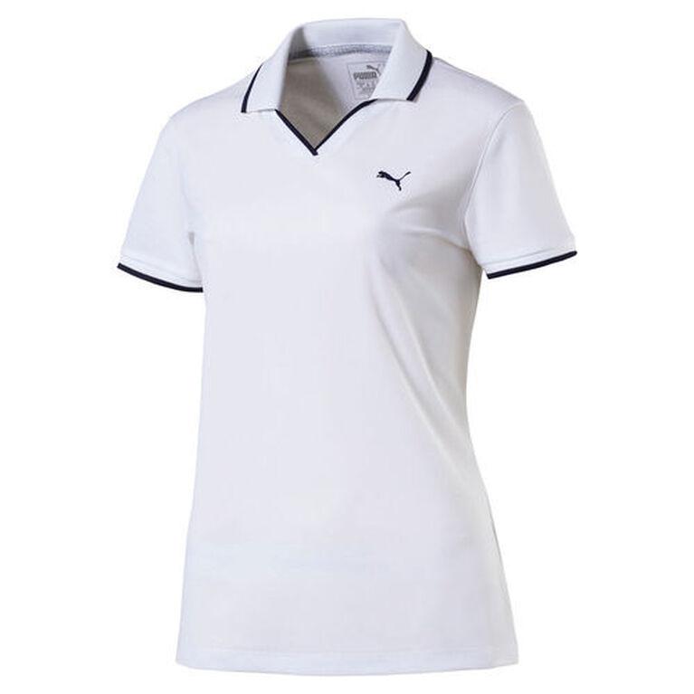 Puma Women's Pique Golf Polo