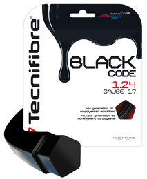 Tecnifibre Black Code 17 Gauge String