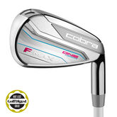 Cobra F-Max ONE SV Women's 7-PW, SW Iron Set