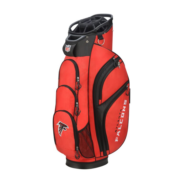 Wilson Staff NFL Cart Bag - Atlanta Falcons