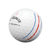 Alternate View 3 of Chrome Soft X Triple Track Golf Balls - Personalized