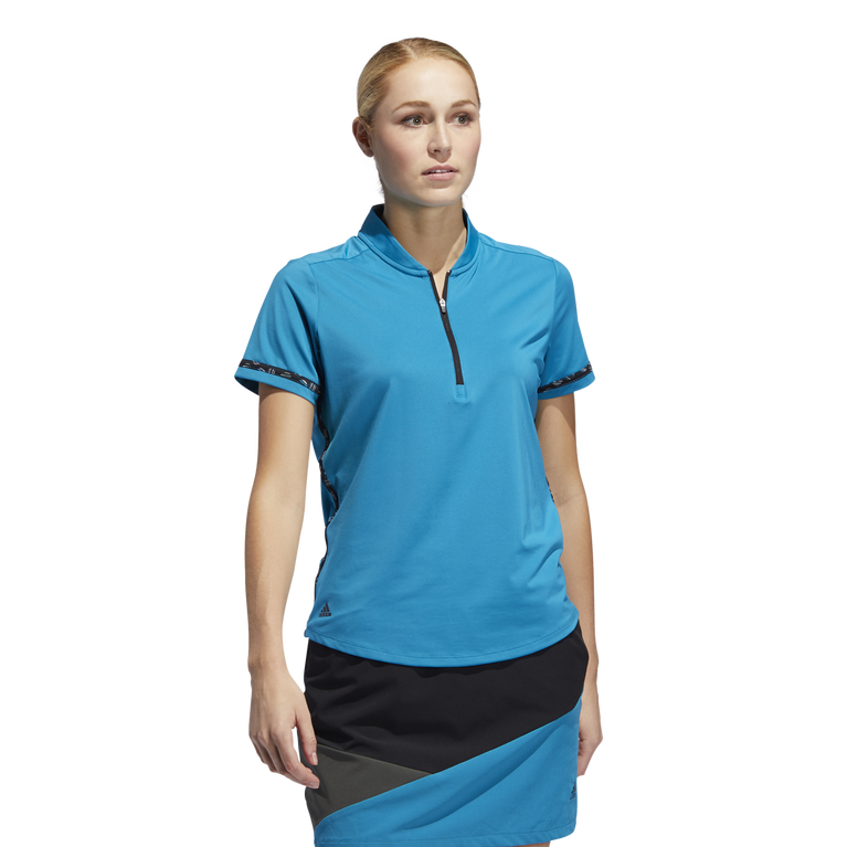 Ultimate365 Short Sleeve Print Polo Shirt
