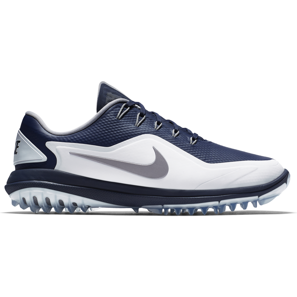 Nike Lunar Control Vapor 2 Men s Golf Shoe - Blue White e9803d60454