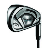 Callaway Rogue 5-PW, AW Iron Set w/ Steel Shafts