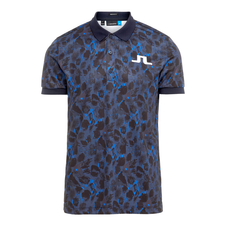 J. Lindeberg Big Bridge TX Jersey Polo