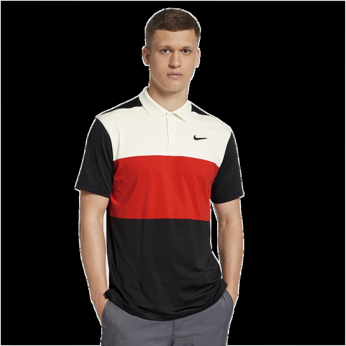f0d1da72 Nike Dri-Fit Vapor Block Stripe Polo | PGA TOUR Superstore