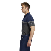 Alternate View 2 of Ultimate365 Gradient Block Stripe Polo Shirt