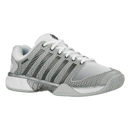 K-Swiss Hypercourt Express Men's Tennis Shoe - Grey/White