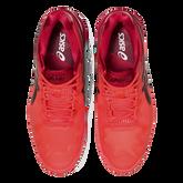 Alternate View 4 of Gel Resolution 8 Tokyo Men's Tennis Shoe - Red/Black