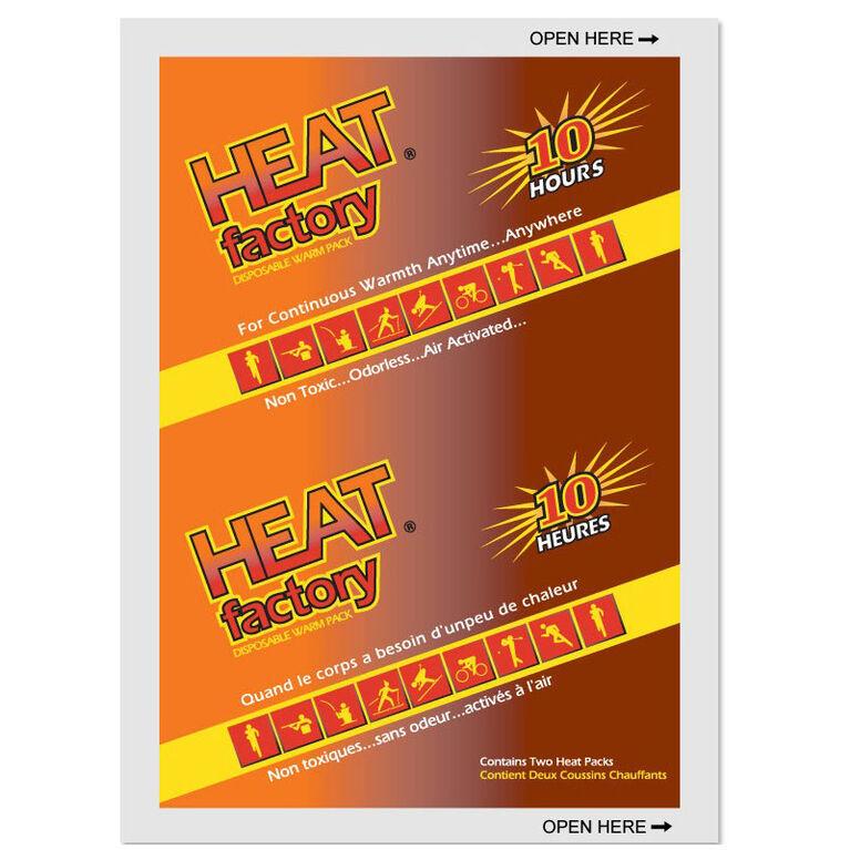 Heat Factory Mini Hand Warmers