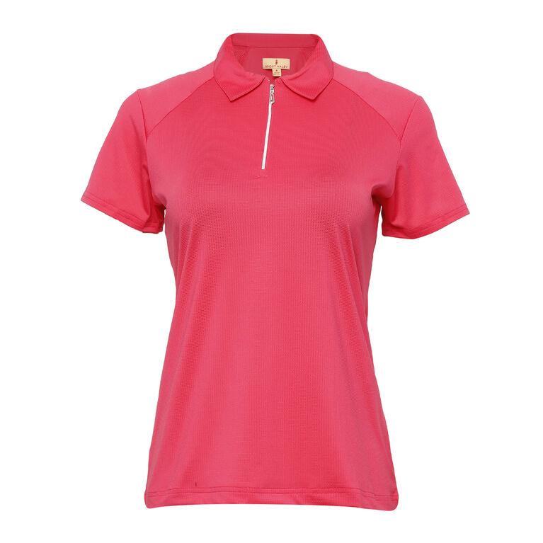 Outside The Lines: Lulu Short Sleeve Polo