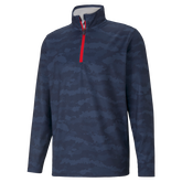 Volition Flanked 1/4 Zip Pullover
