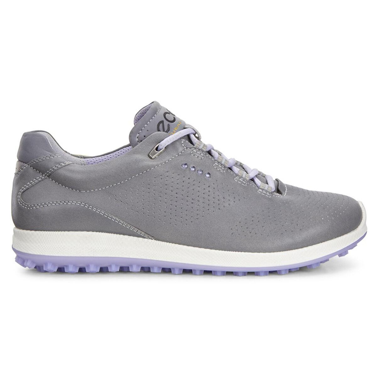 037e0a67635 ECCO BIOM Hybrid 2 Perf Women's Golf Shoe - Grey/Purple   PGA TOUR ...