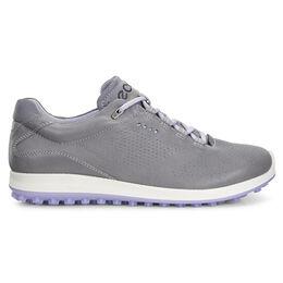 ECCO BIOM Hybrid 2 Perf Women's Golf Shoe - Grey/Purple