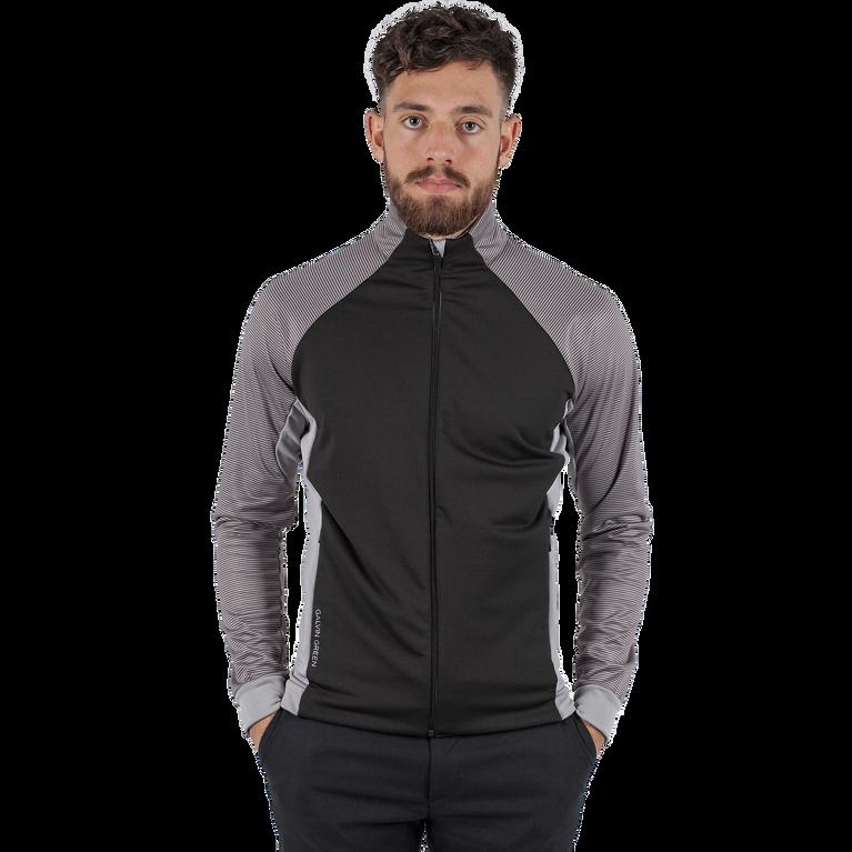 Insula Dominic Colorblock Full Zip Pullover