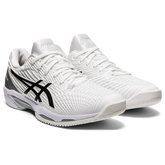 Alternate View 1 of Solution Speed FF Men's Tennis Shoes - White/Black
