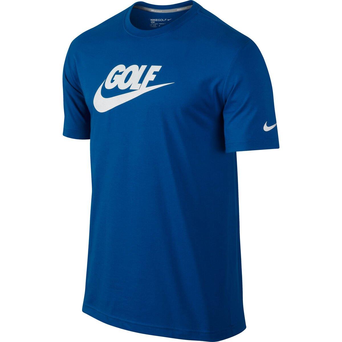 bbf6725c The Nike Sport Verbiage Men's Golf T-Shirt features lightweight Dri ...