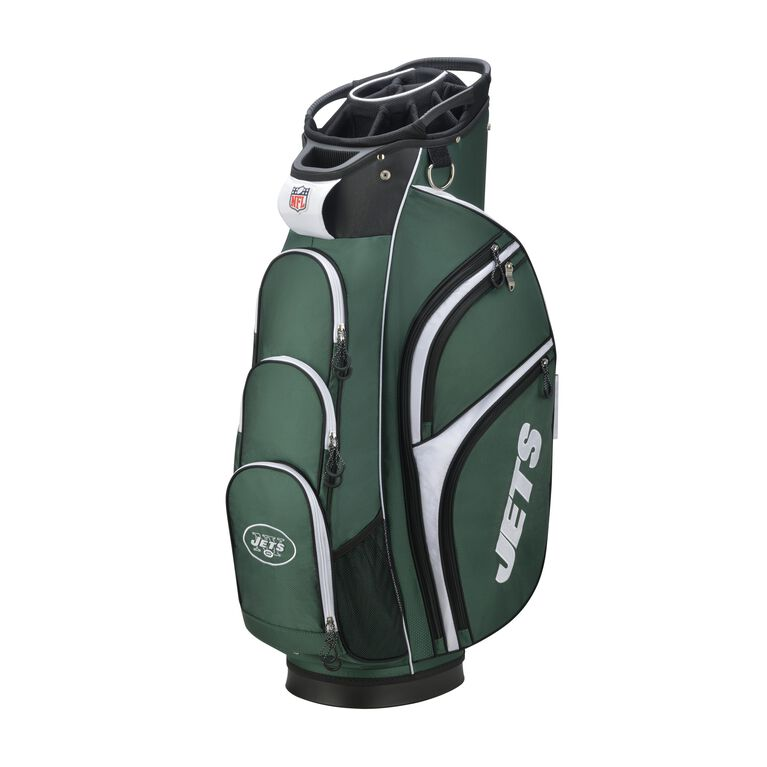 Wilson Staff NFL Cart Bag - New York Jets