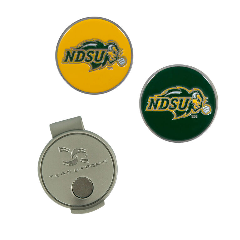 Team Effort North Dakota State Hat Clip