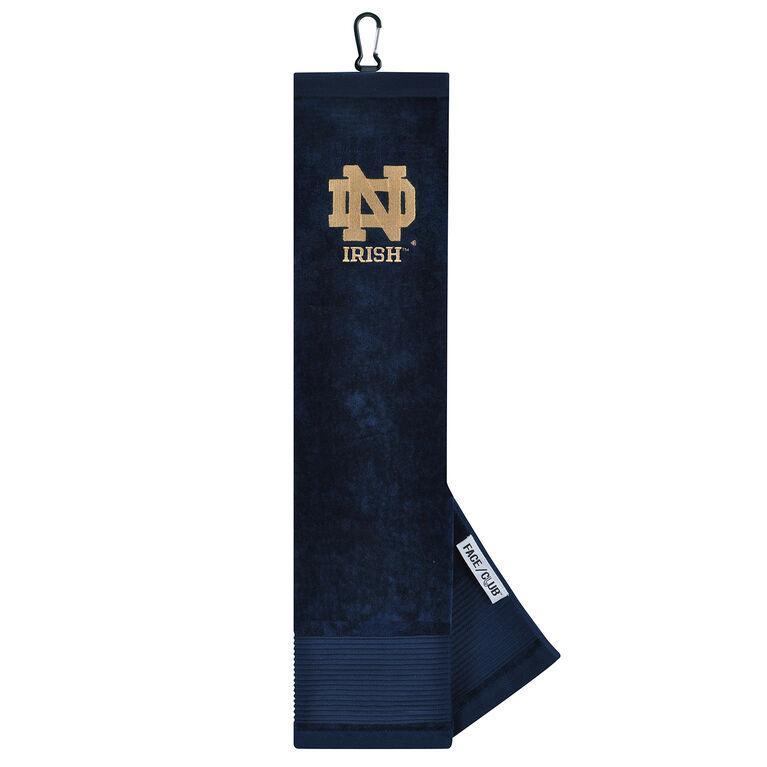 Team Effort Notre Dame Fighting Irish Tri-Fold Towel