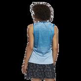 Alternate View 3 of Sleeveless Novelty Polo Shirt