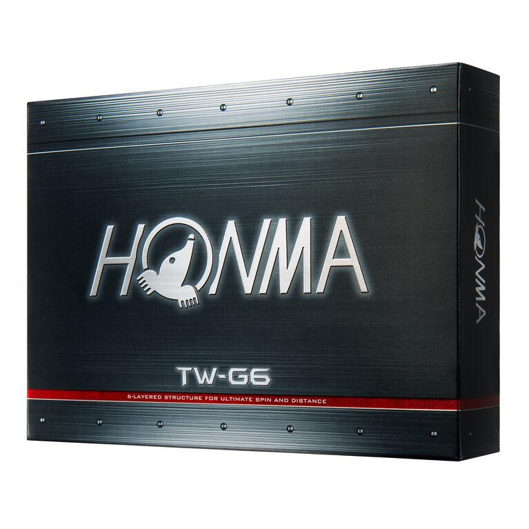 Honma TW-G6 Golf Balls
