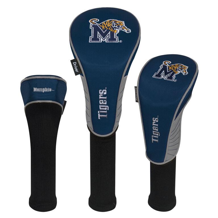 Team Effort Memphis Tigers Headcover Set of 3
