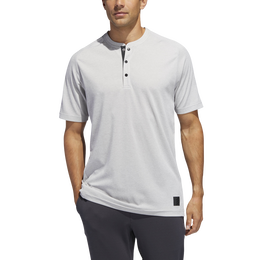 Adicross No Show Transition Short Sleeve Henley