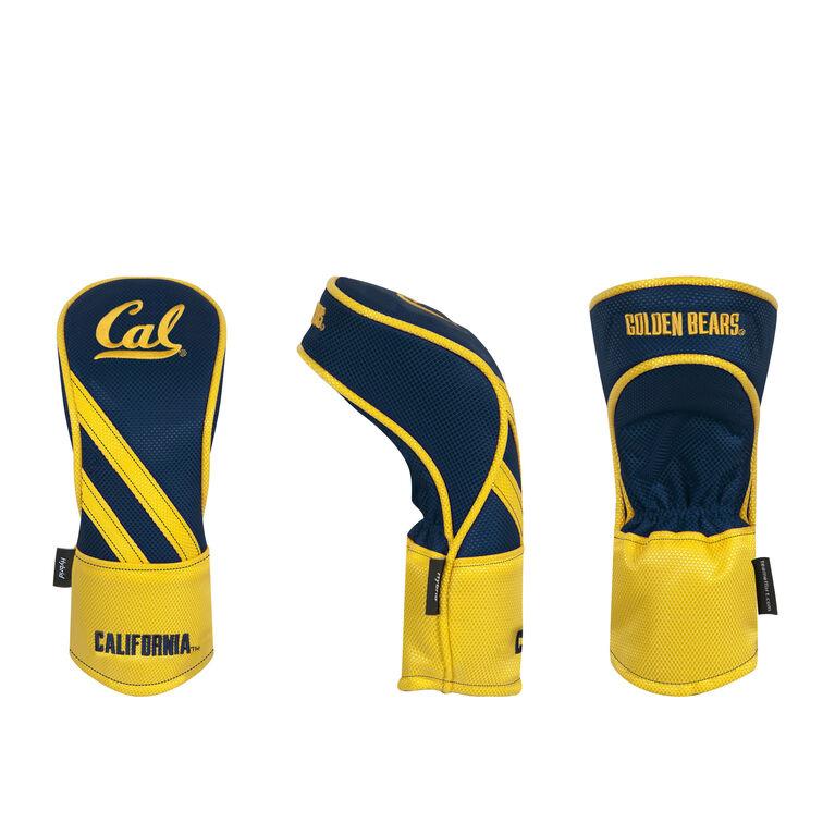 Team Effort Cal Berkeley Golden Bears Hybrid Headcover