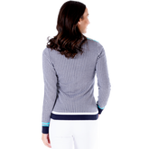 Alternate View 2 of Sportif Collection: Sadie Women's Golf Sweater