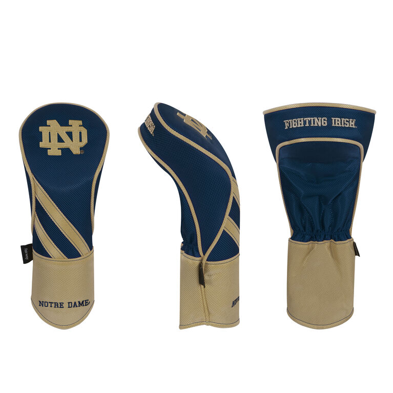 Team Effort Notre Dame Fighting Irish Fairway Headcover